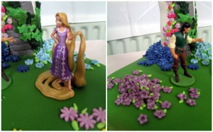 Plastic figurines